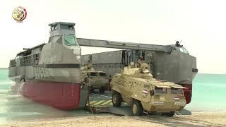 رئيس أركان القوات المسلحة يشهد المرحلة النهائية للتدريب «كليوباترا 2018» (فيديو) | المصري اليوم