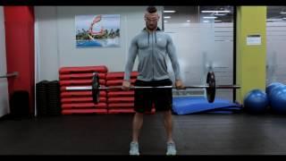 Мъртва тяга - техника (Видео урок) / Deadlift technique