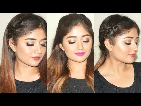 Easy Wedding Hair Styles | Tutorial | corallista | BBLUNT