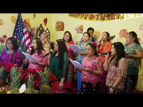 U.S.A.lahu thanksgiving,on 2017