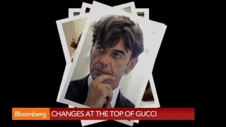 Overhaul: Changes at the Top of Gucci