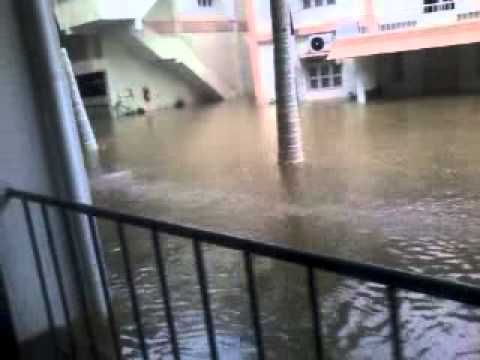 Chennai under water- TPM HEAD QUARTERS FILLED WITH