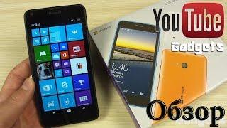 обзор смартфона Microsoft Lumia 640 DS