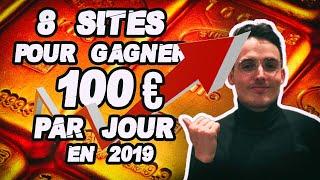 8 Sites Internet Pour Gagner De L'Argent En 2019 (Même Si Tu N'as Pas D'Argent)