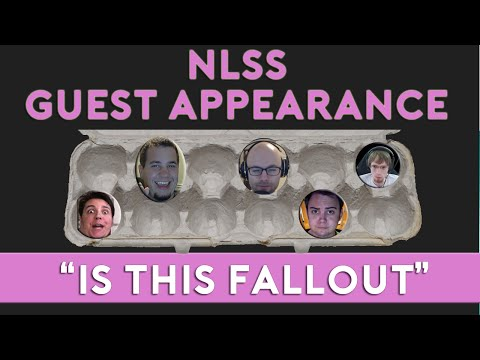 Dan Gheesling NLSS Guest Appearance | IS THIS FALLOUT | 9/8/16