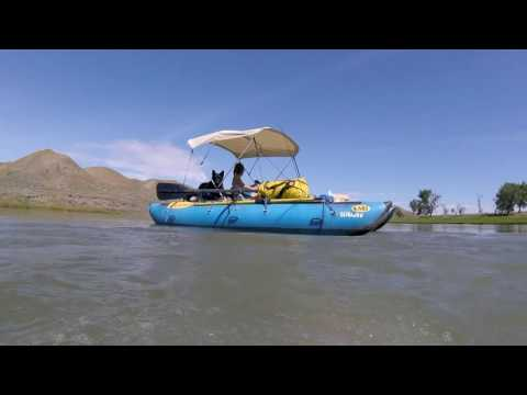 Upper Missouri River Breaks National Monument Float