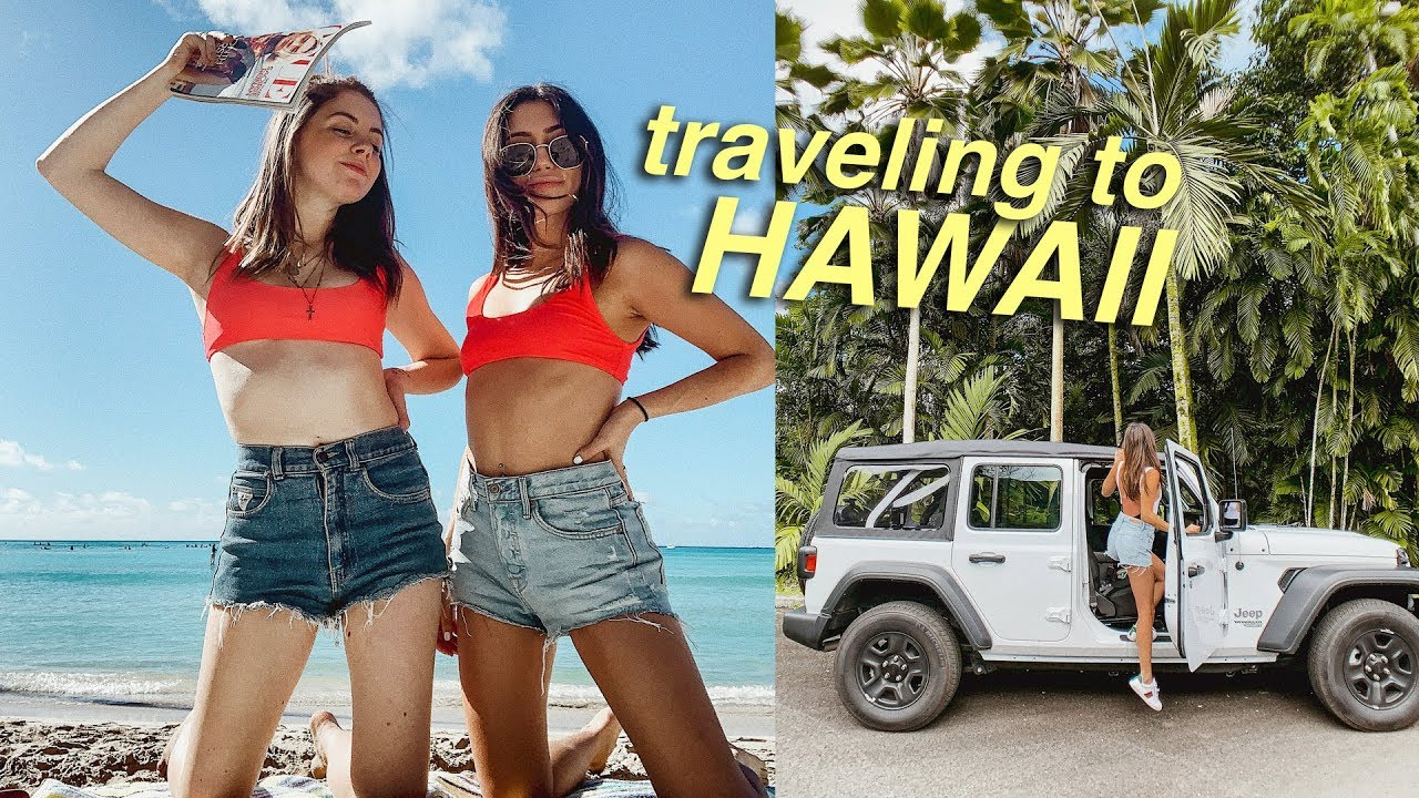 TRAVELING TO HAWAII!!! her first time!!!!