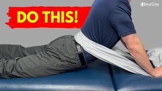 How to Decompress Your FULL BACK for Instant Pain Relief