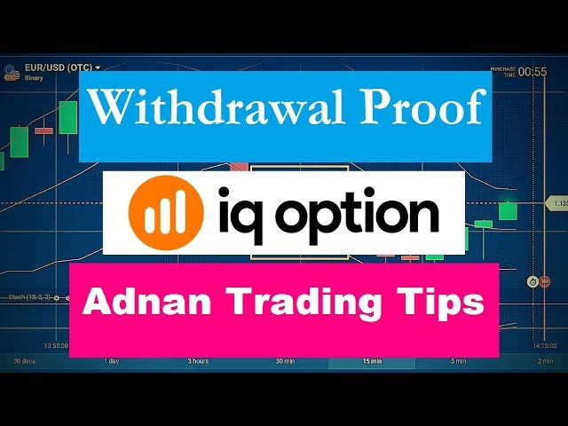 How to withdraw money from IQ Option.Withdrawal Proof  Of  IQ Option.
