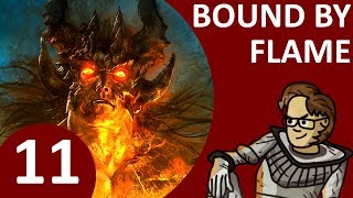 Let's Play Bound By Flame Part 11 - This is an Evil Playthrough, Apparently (PS4 Pyromancer Buffalo)