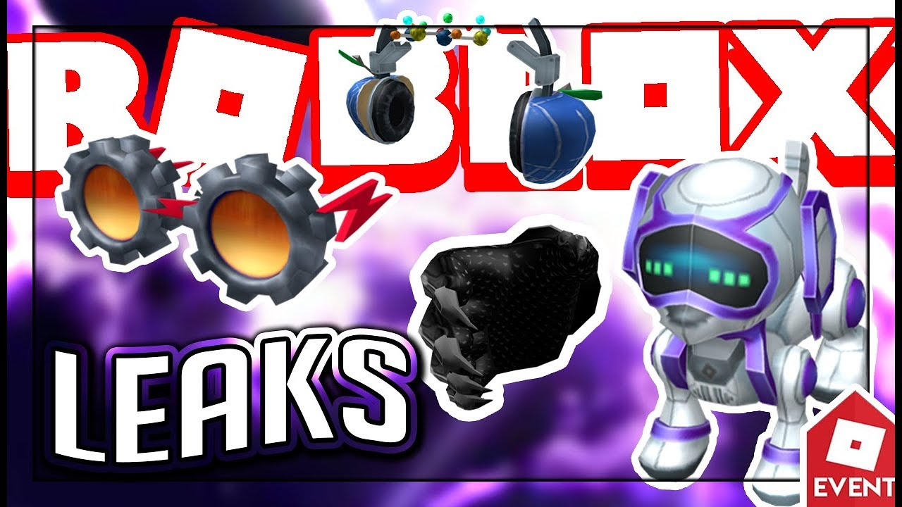 Leak Roblox Official Innovation Event Prizes Leaks And Predictions - roblox innovation event 2018