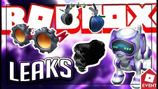 [LEAK] ROBLOX OFFICIAL INNOVATION EVENT PRIZES | Leaks and Predictions