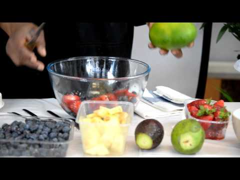 YOUR 5 A DAY SMOOTHIE