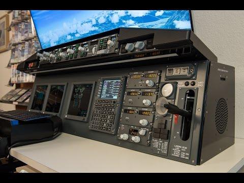 Panel 737 Desktop avec Overhead 737 V2 / PMDG 737- 800/900 NGX SimAvionics