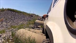 Jeep Grand Cherokee 4x4 Project ZJ Prairie City Big Bend GoPro Second Attempt