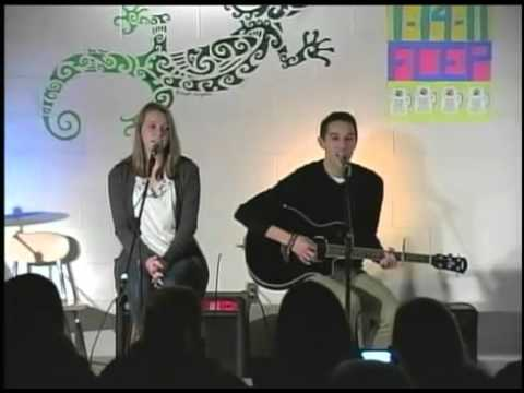Enchanted - Taylor Swift - An Acoustic Duet by Ashley Bourque and Tyler Conroy