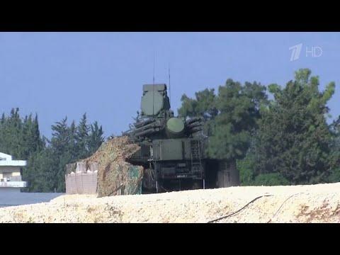 Пассажирский самолет мог попасть под огонь ПВО во время авиаудара Израиля по пригородам Дамаска.