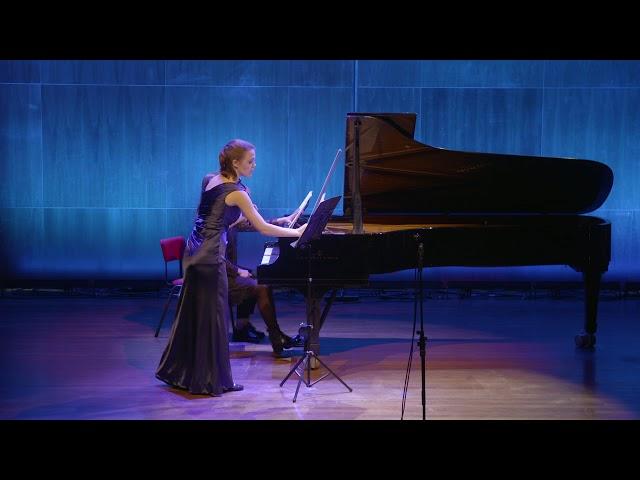 F  Poulenc   Sonate pour violon et piano, FP 119