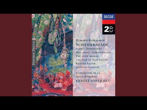Rimsky-Korsakov: Sadko, Op.5 - A Musical Picture
