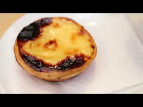 Pastel de Nata vs. Pastel de Belem!!! | Potugal food! | Last Minute Laura