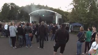 Götz Widmann (Wie ich eine Frau war) live @ Green Hill Festival