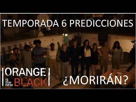 orange is the new black 6 temporada