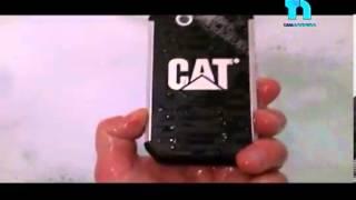 Primer celular indestructible a prueba de agua