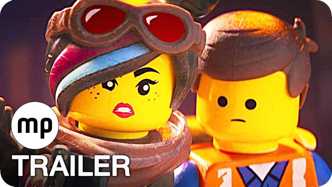 The LEGO Movie 2 Trailer Deutsch German (2019) - YouTube