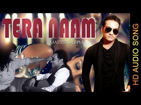 TERA NAAM    MASTER SALEEM    New Punjabi Songs 2016    HD AUDIO