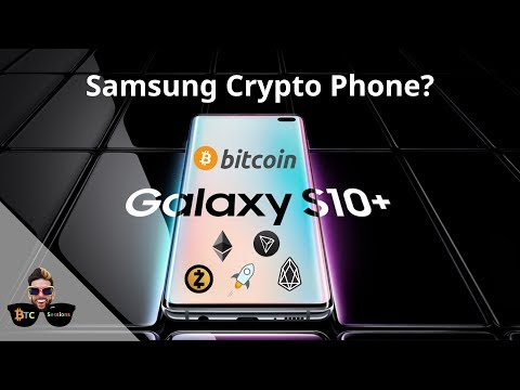 Samsung Crypto Phone | Bitmain Miner EXPLOIT | Jack Dorsey Lightning Twitter