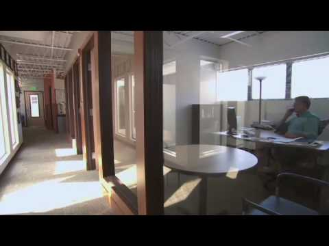 Building Efficiency Case Study: Morgan Creek Ventures