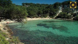 """MENORCA - Teil 2 """"Die Traumstrände Menorcas an der Südküste"""" Balearen SPANIEN"""