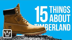 15 Things You Didn't Know About Timberland