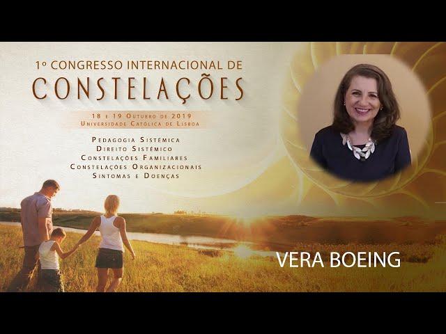 Vera Boeing | 1º Congresso Internacional de Constelações
