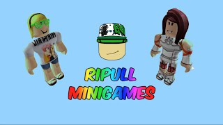 INFECTED BY ZOMBIES! | Roblox Ripull Minigames |