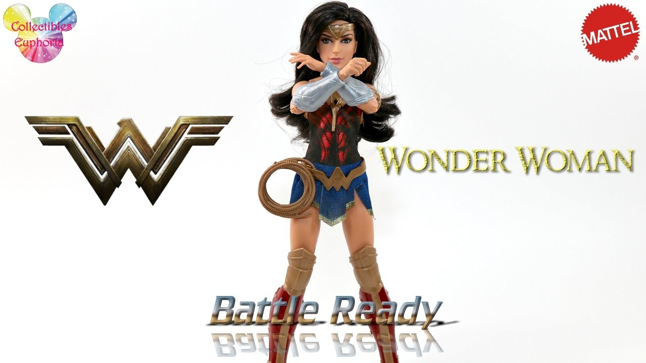 Doll review 2017 black label queen hippolyta doll face three - Mattel Wonder Woman 2017 Doll Review Wonder Woman Battle Ready Doll