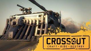 Crossout - Intro Trailer