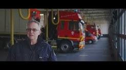 DAF LF als RTW für die Feuerwehr Dorsten