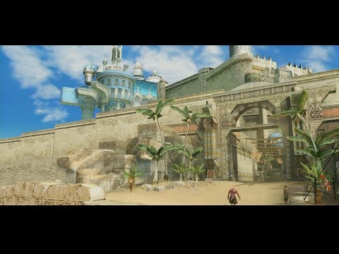 『FINAL FANTASY XII THE ZODIAC AGE』WORLD OF IVALICE