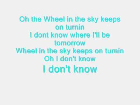 Journey-Wheel in the Sky