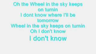 Journey-Wheel in the Sky
