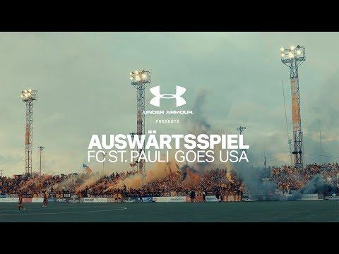 Auswärtsspiel   FC St. Pauli goes USA - Full Documentary