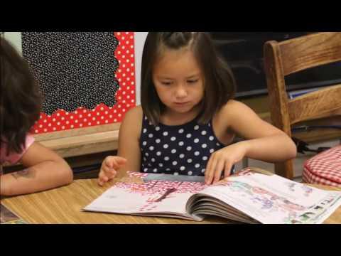 A Day In Kindergarten At Wenzel School