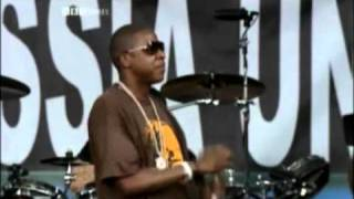 Linkin Park & Jay-Z - 08. Jigga What \ Faint (Live 8: Philadelphia)