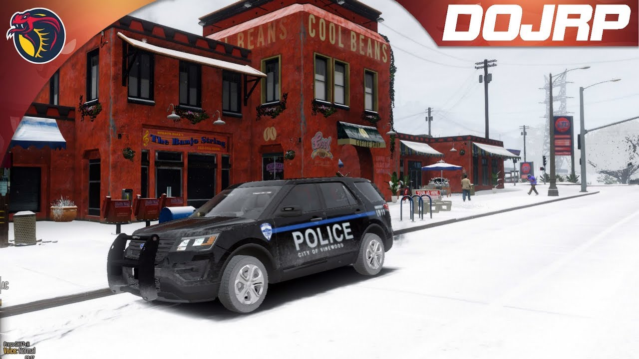 🚨🚔GTA 5 RolePlay | DOJRP ON PATROL EP 31: Patrolling in Metro and  Vinewood!🚔🚨