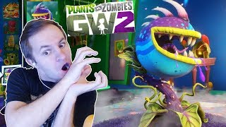 РАСТЕНИЯ ПРОТИВ ЗОМБИ САДОВАЯ ВОЙНА 2 (ЗУБАСТИК - Chomper) - Plants vs. Zombies: Garden Warfare 2