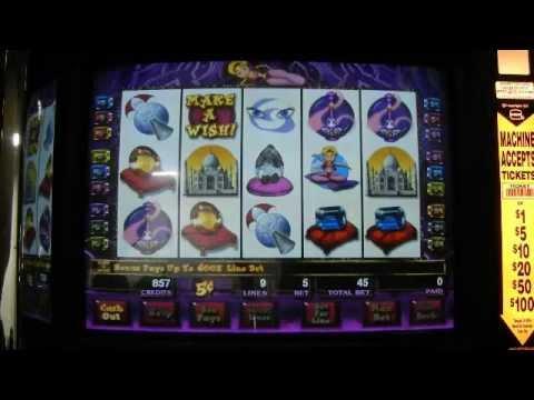 I Dream Of Jeannie Slot Machine Free Play