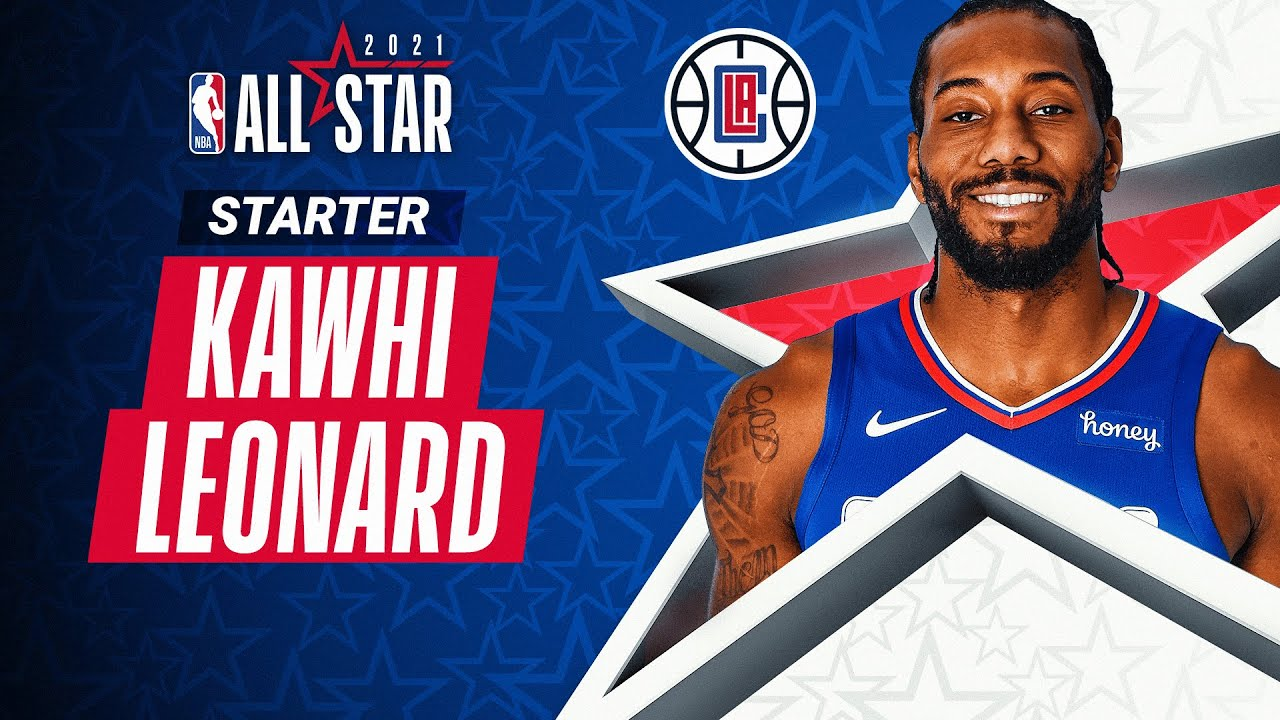 Best Plays From All-Star Starter Kawhi Leonard | 2020-21 NBA Season