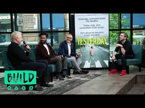 "Himesh Patel, Richard Curtis & Danny Boyle On The Movie, ""Yesterday"""