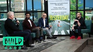 "Himesh Patel, Richard Curtis & Danny Boyle On The Movie, ""Yesterday"""